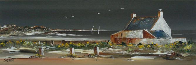 La maison du Vivier à Quiberon Réf 0036 20 x 60